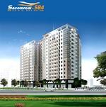 Khu căn hộ cao cấp Sacomreal 584-Building